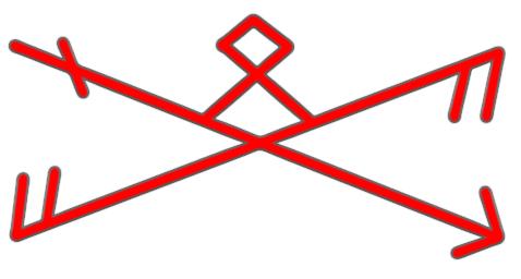 Магические символы. Символика в магии. Символы талисманы. Ljubovnaja9