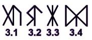 Магические символы. Символика в магии. Символы талисманы. Ljubovnye