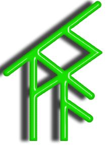 Магические символы. Символика в магии. Символы талисманы. Udacha