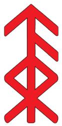 Руническое письмо - вязь для красоты, биндруны