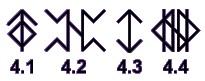 Магические символы. Символика в магии. Символы талисманы. Chit