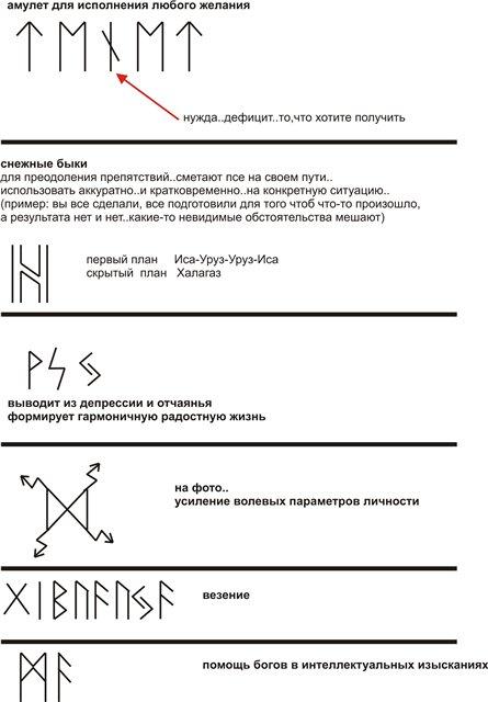 Магические символы. Символика в магии. Символы талисманы. 0b6fe249bce0